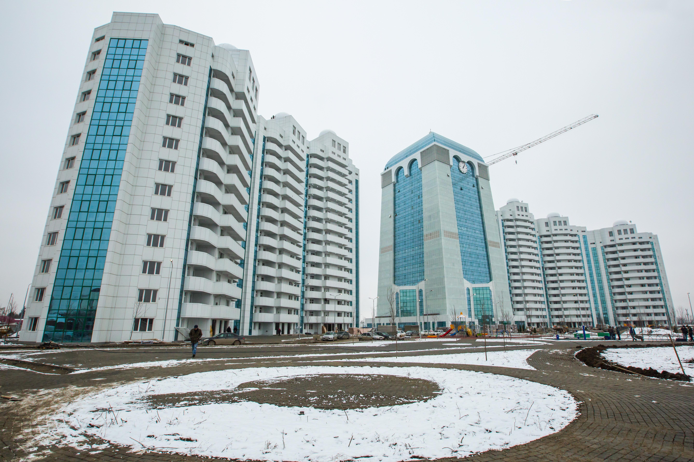 В Чечне к Новому году откроют еще один высотный жилой комплекс