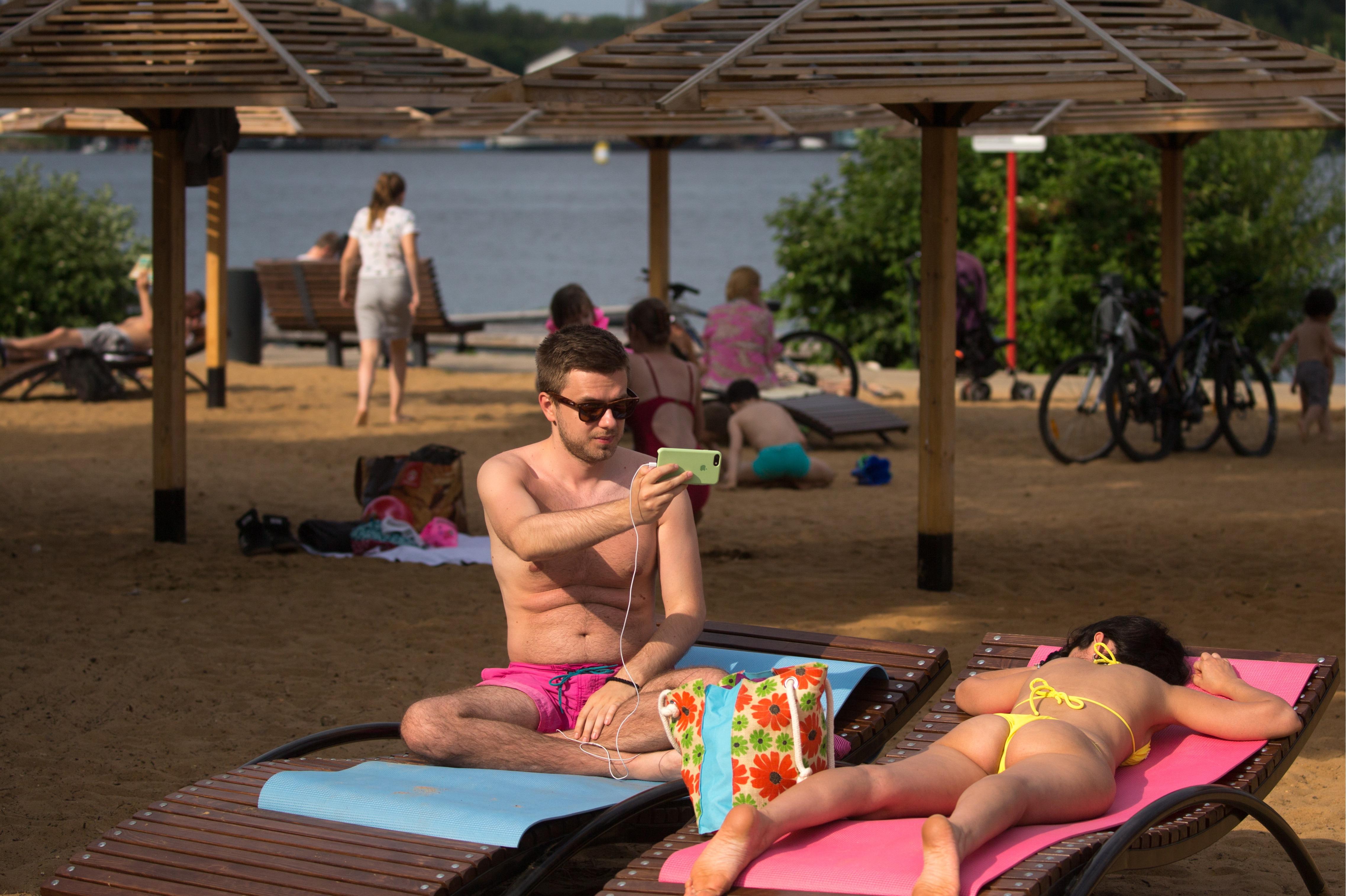 Ставропольский Роспотребнадзор разрешил купаться на 27 пляжах