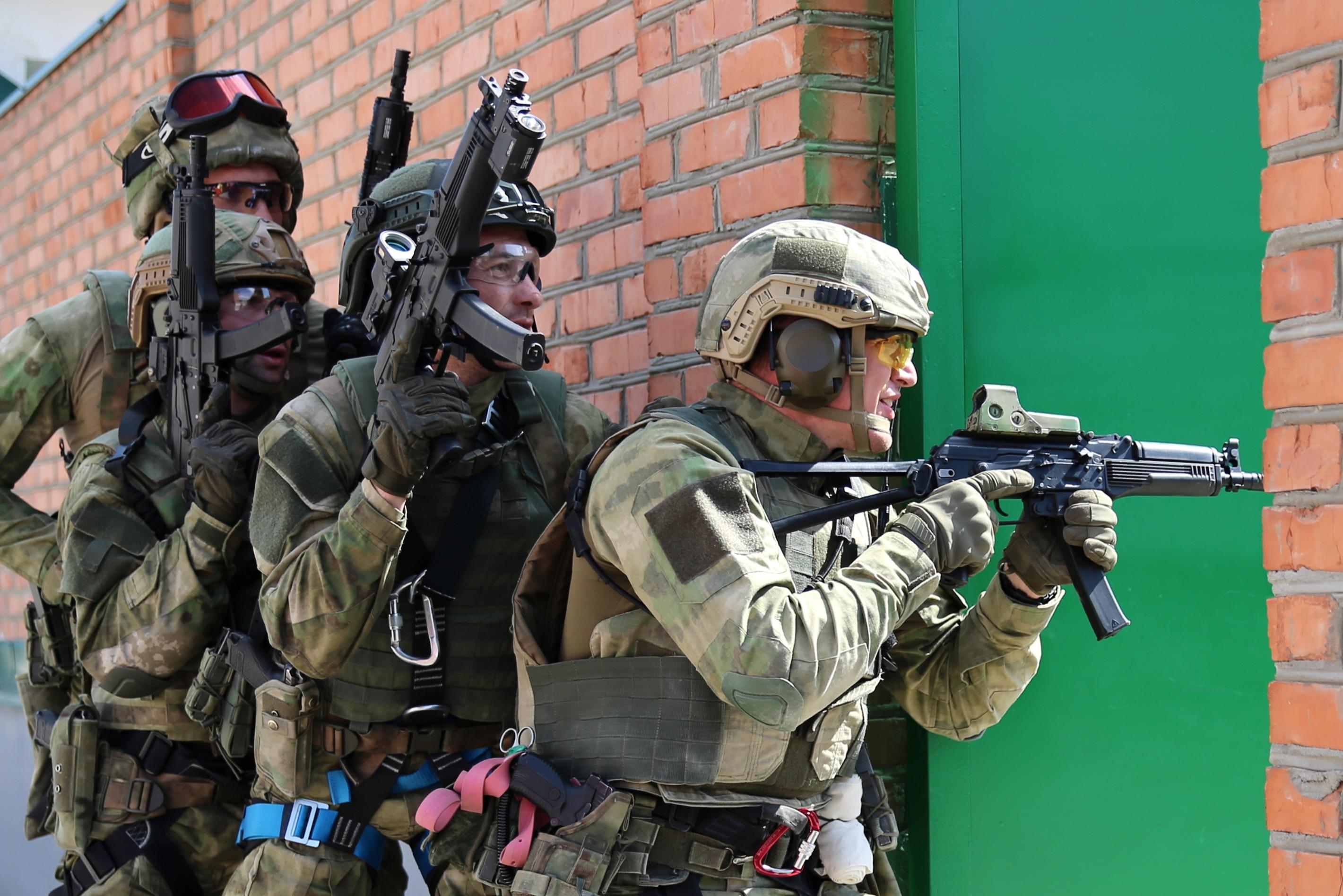 В Чечне пройдет чемпионат по тактической стрельбе среди военнослужащих
