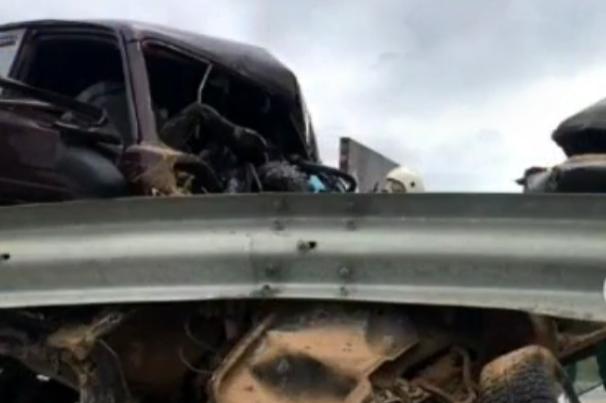 В ДТП на трассе «Кавказ» в Дагестане погибли три человека