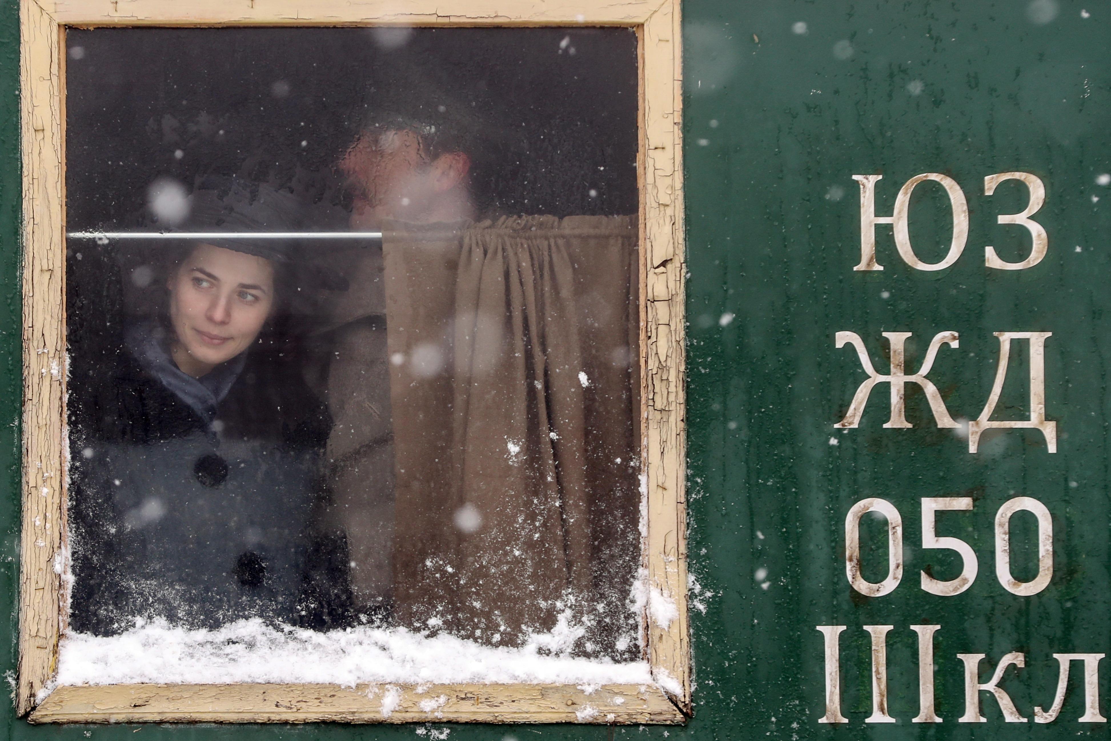 В Канне показали первые серии ленты «Хождение по мукам», часть эпизодов которой сняли в Пятигорске