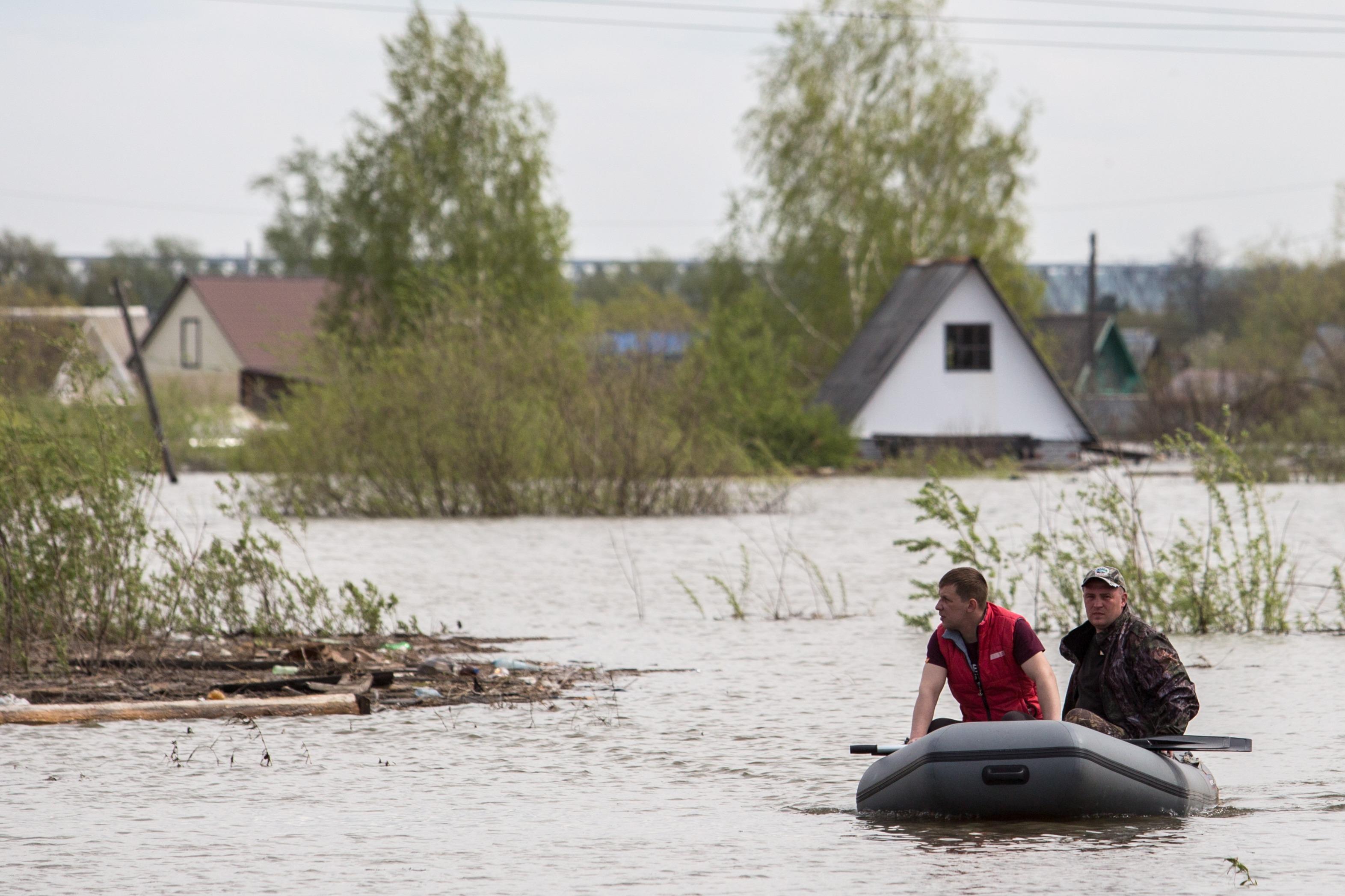 Синоптики прогнозируют на Ставрополье сильное половодье