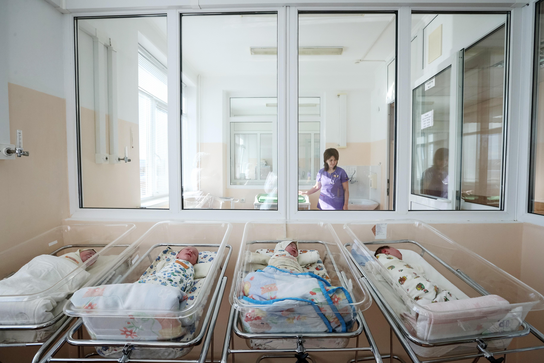 Неонатологи Дагестана признаны лучшими в стране
