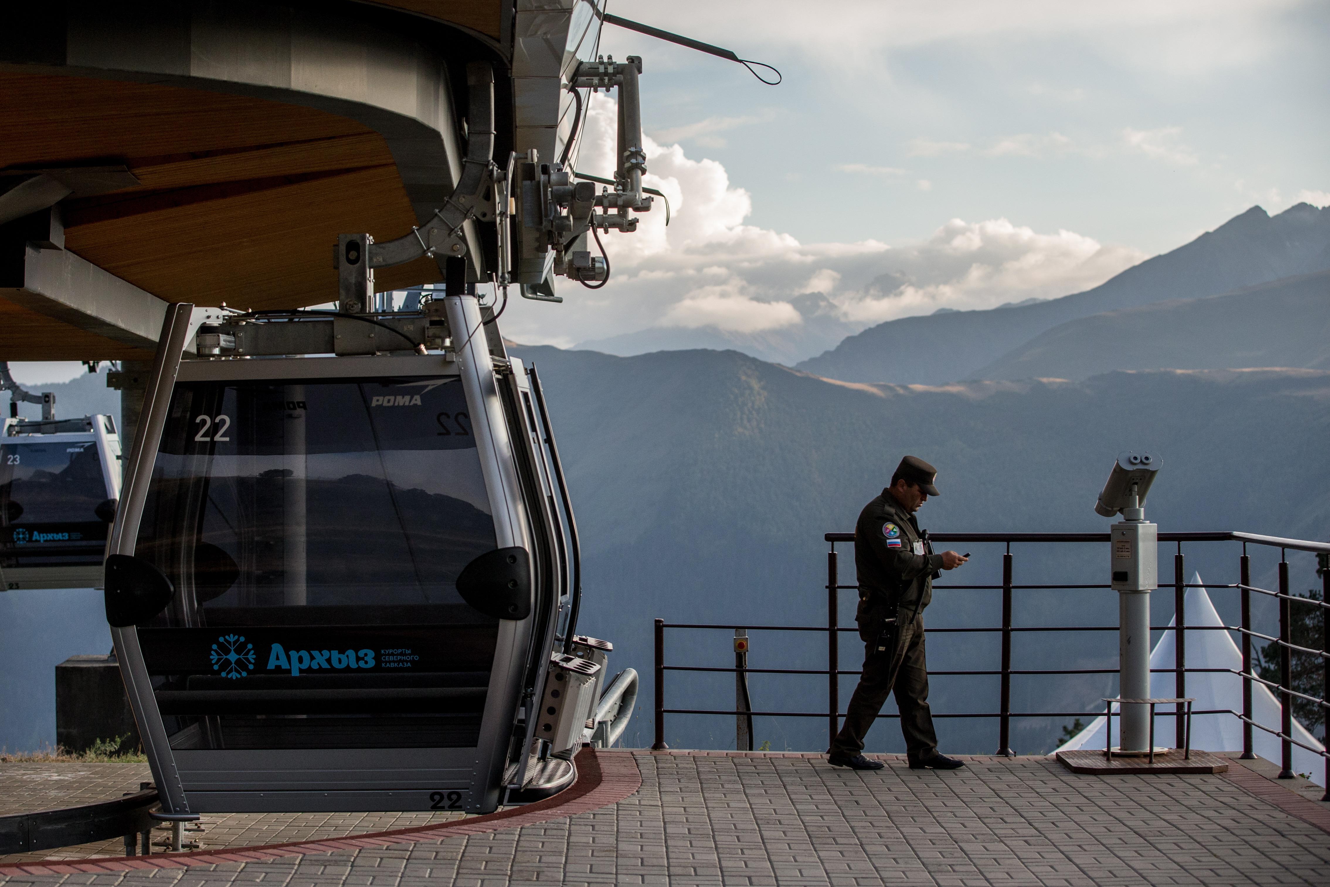 «Северо-Кавказский горный клуб» обеспечит эксплуатацию курортов «Архыз» и «Ведучи»