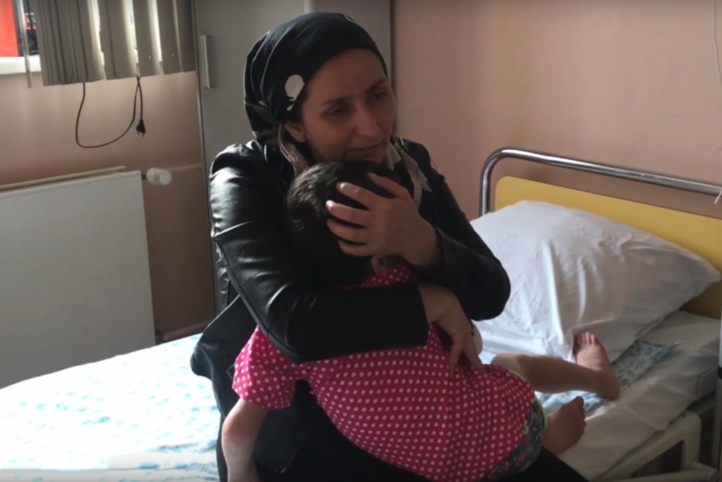 Кузнецова: мама избитой в Ингушетии девченки покудова не будут лишать родительских прав