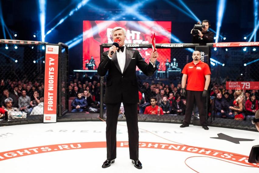 Боец ММА Али Багаутинов проведет брань на октябрьском турнире Fight Nights Global в Сочи