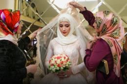 Никаких «Горько!»: как устроена чеченская свадьба