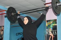 Кроссфит по-грозненски: как чеченские девушки разрушают стереотипы