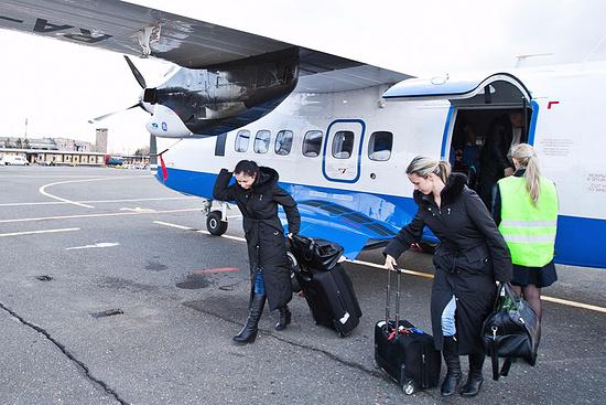 ИзКраснодара вГеленджик можно долететь насамолете за30 мин.