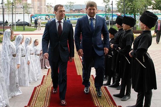 Рамзан Кадыров поведал Дмитрию Медведеву оходе подготовки празднования 200-летия Грозного